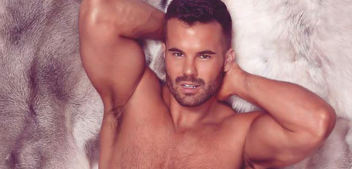 These 10 Furtastic Shots of Gay Bobsledder Simon Dunn Will Melt Your Icy Loins