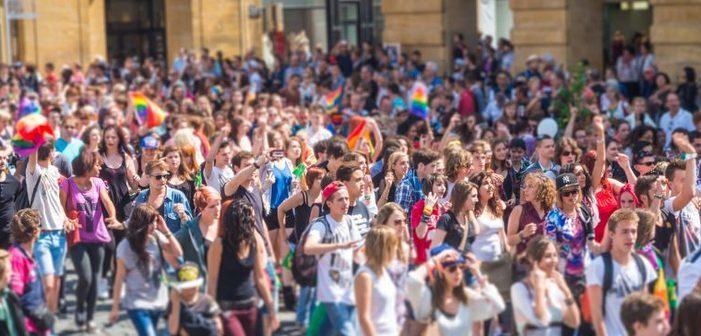 À Metz, Couleurs gaies dénonce le FN Lorrain qui est 'contre la sécurité des LGBT'