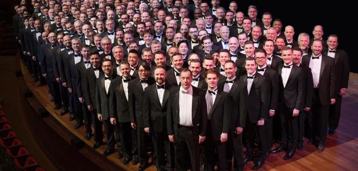New York City Gay Men's Chorus Teams Up with Mexico to Say 'Screw Walls'