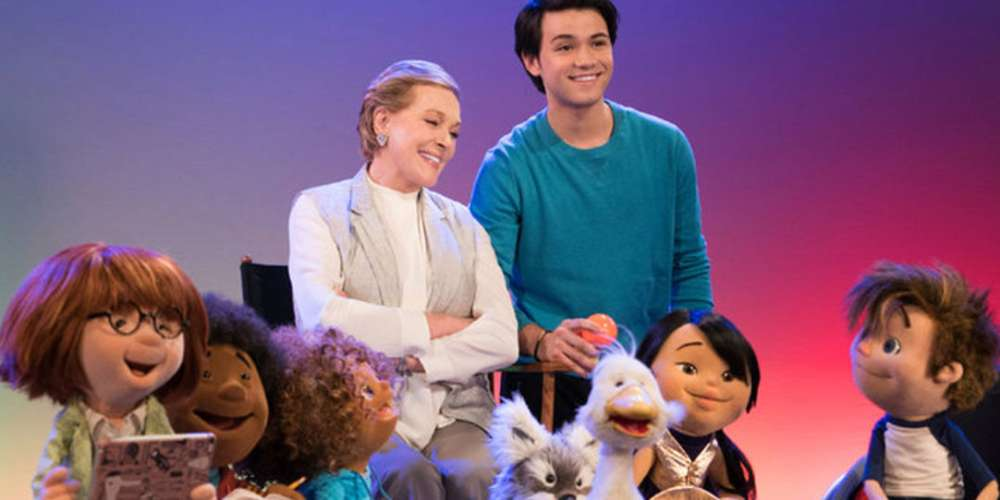 Le nouveau programme pour enfants de Netflix avec Julie Andrews présente un personnage neutrois