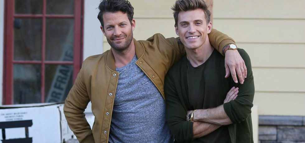 Are Nate Berkus and Jeremiah Brent the Gay Role Models Reality TV Needs?