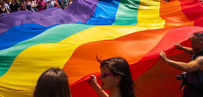 Disparition du créateur du rainbow flag, le drapeau de la communauté LGBTQ++
