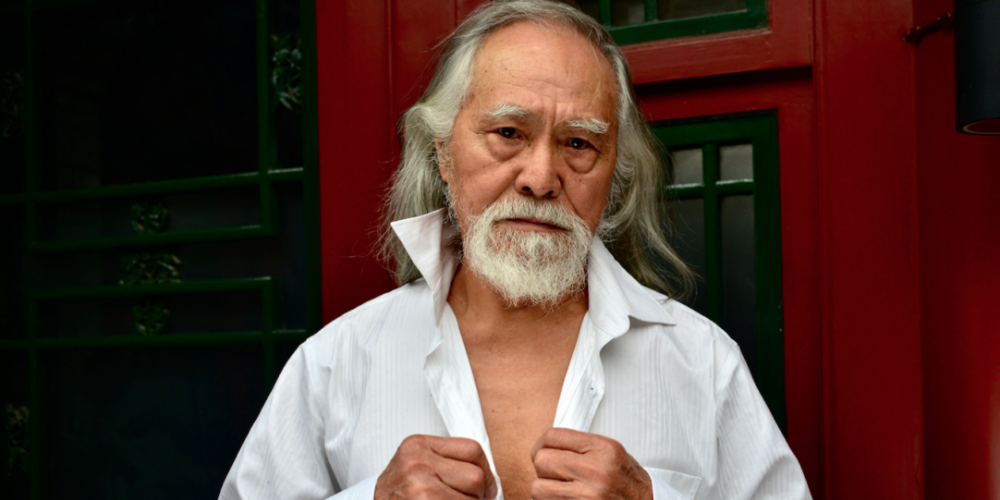 Meet China's Hottest Grandpa, Wang Deshun (Video)