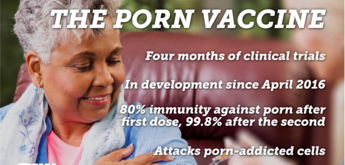 Health Department Trolls Utah Lawmakers with Porn Vaccine Prank