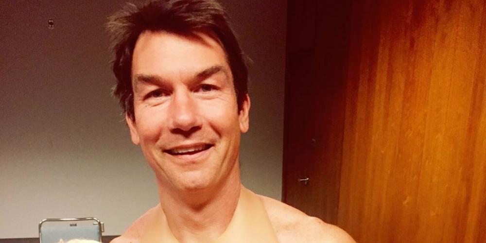 Mira a Jerry O'Connell Desnudándose y Dragueándose en DragCon