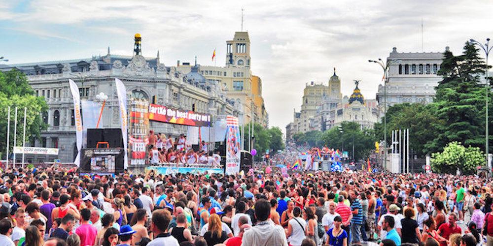 WorldPride Madrid est l'événement international de 2017 à ne pas manquer