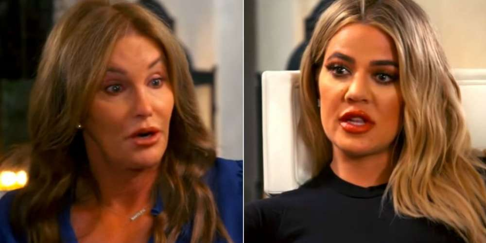 Caitlyn Jenner Confronts Khloe Kardashian About Being Distant Since Her Transition