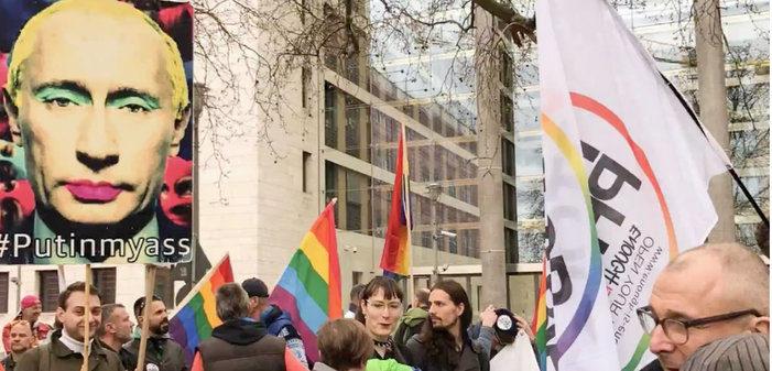 Répression homophobe en Tchétchénie: manifestations de solidarité dans plusieurs villes allemandes