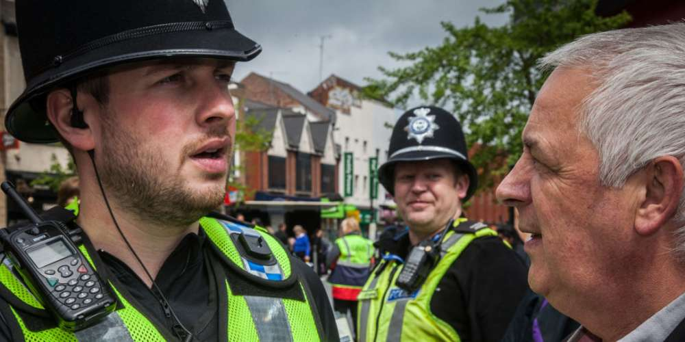 Manchester Police Become the First in the UK to Record LGBTQ Domestic Abuse