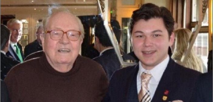 Pierre-Nicolas Nups, candidat de Jean-Marie Le Pen aux législatives, condamné pour homophobie