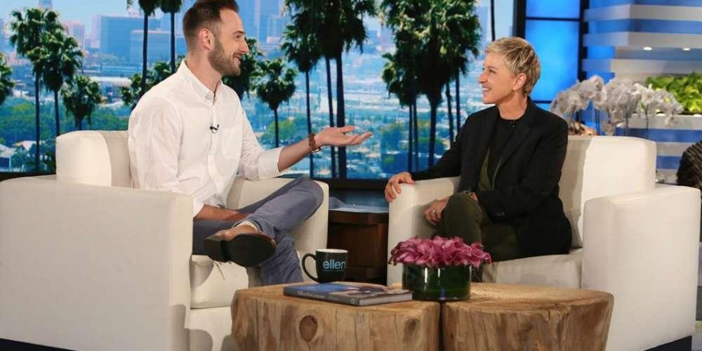 Watch Ellen Surprise Our Favorite Funny Teacher (Video)