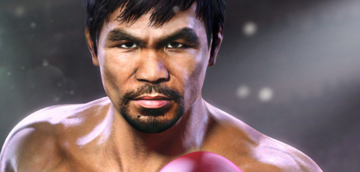 Homophobic Filipino Boxing Senator Manny Pacquiao Has a Video Game Coming Out