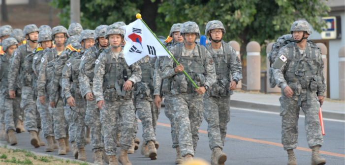 South Korea's Army Accused of Using Dating Apps to Hunt for Gays