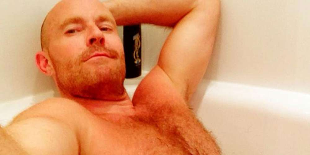 Legendary Queen Varla Jean Merman Is a Sexy Ginger Daddy Out of Drag (Photos)