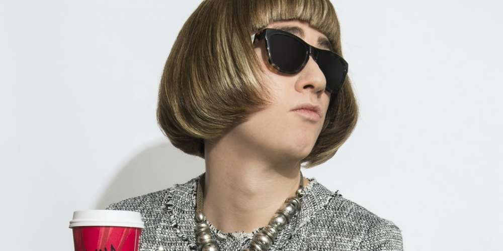 Ryan Raftery's Anna Wintour Musical Returns for a Good Cause