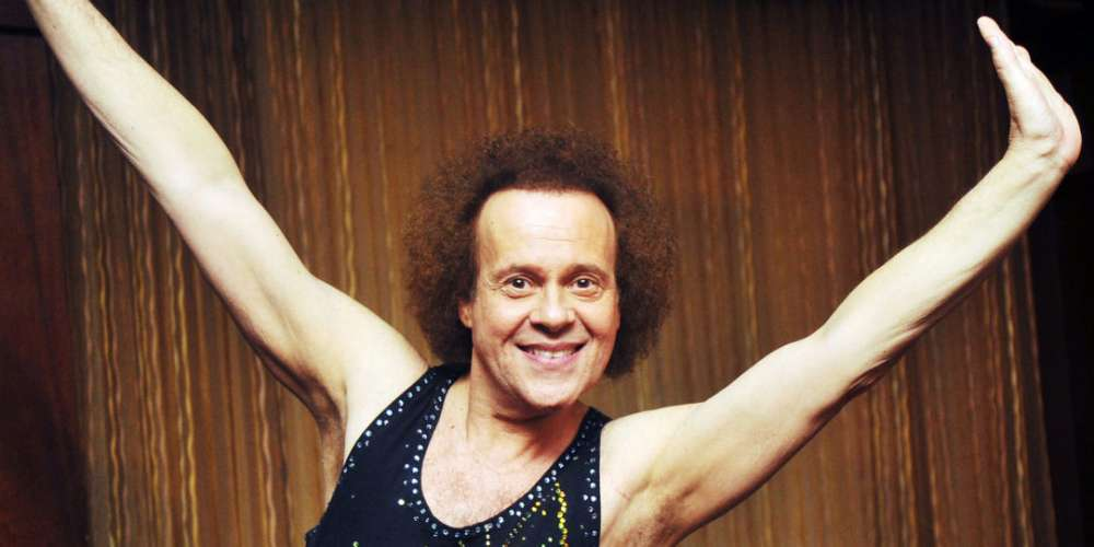 Richard Simmons, Who Had Been Missing for 3 Years, Was Finally Found by People Magazine