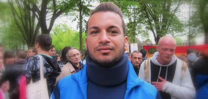 Victime de violences homophobes, le militant LGBT Zak Ostmane écrit à François Hollande