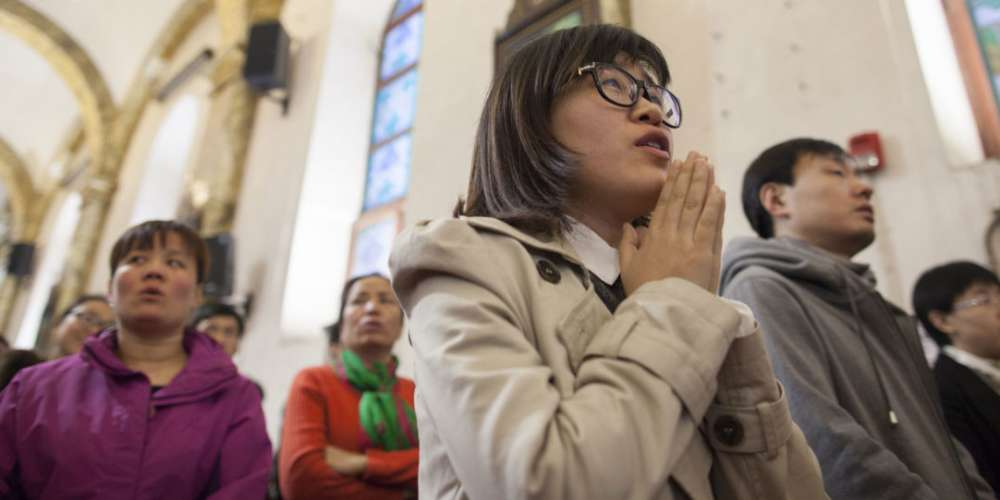 Taiwan's Christian and Homophobic Activists Are Trying Hard to Stop Same-Sex Marriage