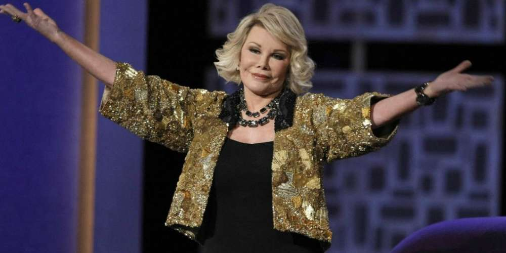 Joan Rivers Jokes: 16 Unapologetic One-Liners from the Queen of Comedy