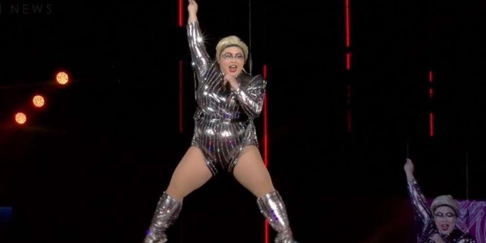 Naomi Watanabe's Lady Gaga Impression Is Giving Us Life
