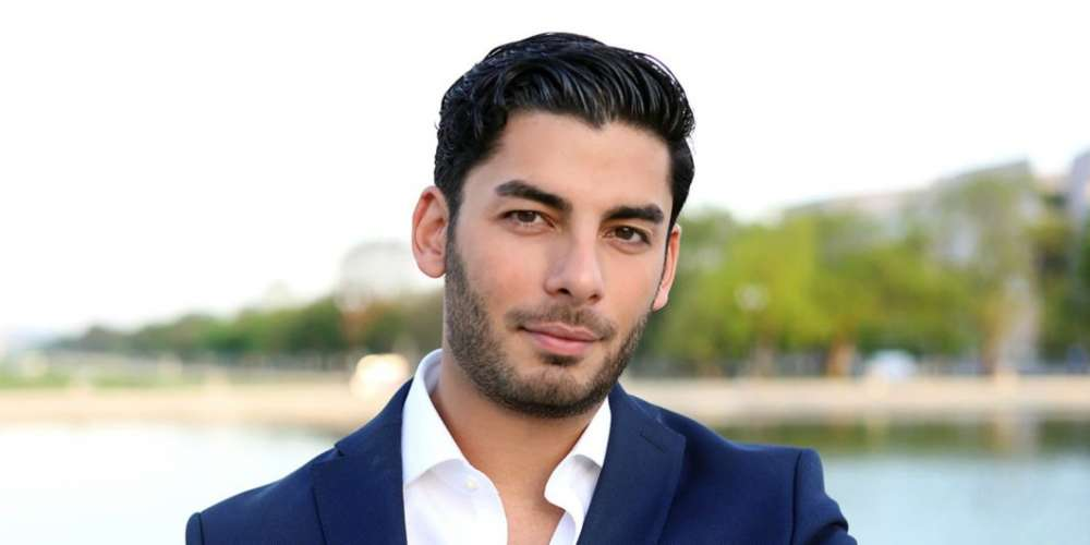 Ammar Campa-Najjar Is the Sexy Guy Currently Running for Congress (Photos)
