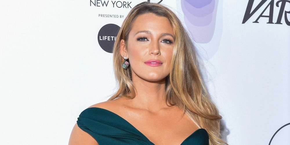 Blake Lively Slams Red Carpet Reporter: 'Would You Ask a Man That?'