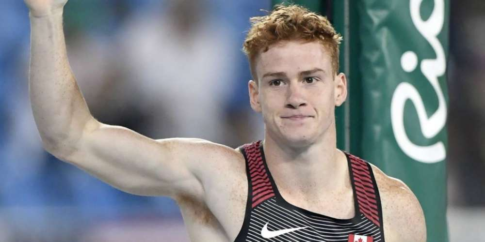 Shawn Barber Is the Newly Out Pole Vaulting Ginger of Our Dreams (Photos)