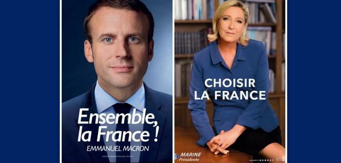 Selon le sondage Hornet, Marine Le Pen fait presque jeu égal avec Emmanuel Macron chez les gays de moins de 30 ans