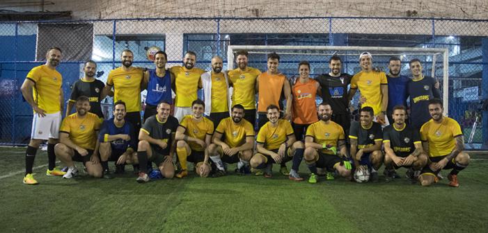 Time De Futebol Gay Entra Em Campo Pela Representatividade – E Pelas Bolas.