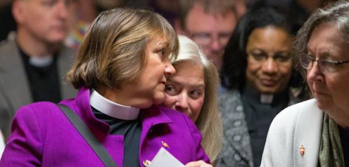 The Methodist Church Just Rejected its First Gay Bishop
