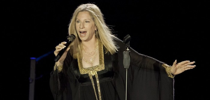 Barbra Streisand at Tribeca: 'Don't Mention Trump's Wall to Me'