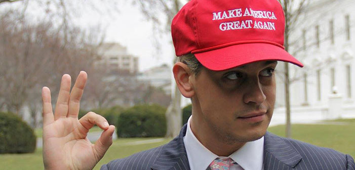 After Being Banned, Milo Yiannopoulos Unsuccessfully Tried to Sneak Back Onto Twitter