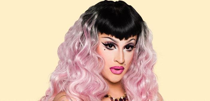 ภาพนู้ดของผู้ประกวด Drag Race ชื่อ Laila McQueen จะทำให้คุณคอแห้งเป็นพิเศษ