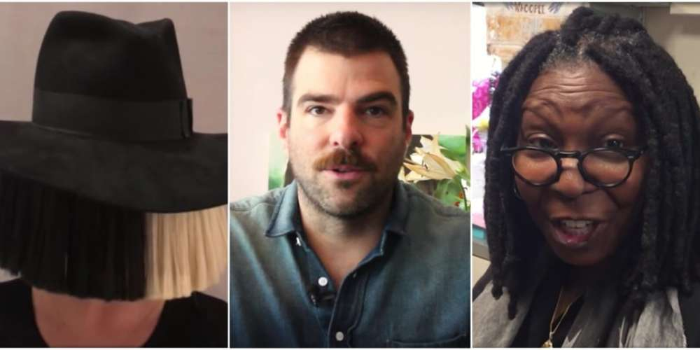 Whoopi Goldberg, Zachary Quinto and Sia Want You to Know About This Cause