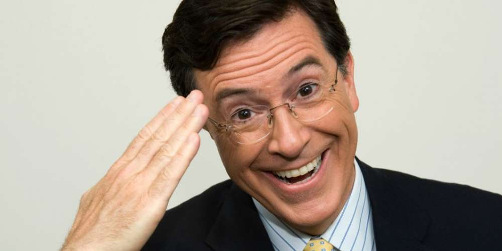 The FCC Is Investigating Stephen Colbert's 'Homophobic' Trump Joke
