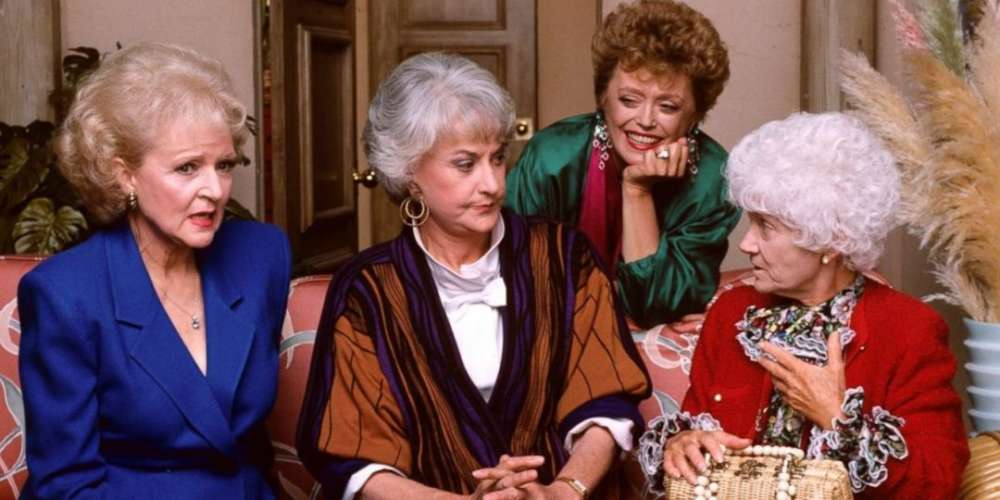Sharing the Lanai: 'Golden Girls' Is a Model for How Some Gay Men Will Spend Their Senior Years