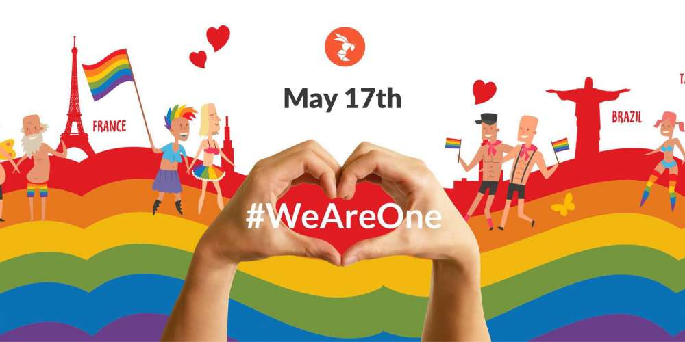 #WeAreOne a Campaign to Support Marriage Equality in Taiwan