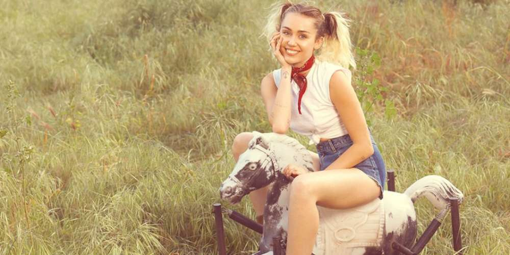 New Miley Cyrus Track: Less Compton, More Malibu