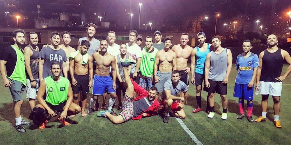 Time de futebol do Rio recusa jogadores hétero