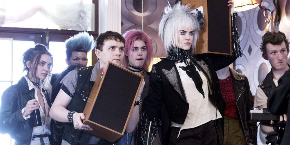 John Cameron Mitchell's New Film Has Nicole Kidman Playing a Punk Rock Alien