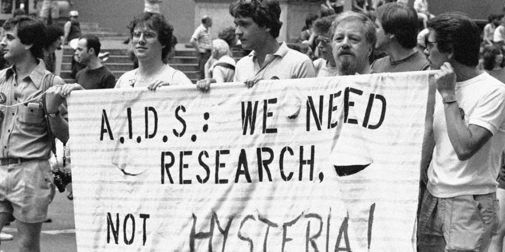 AIDS Walk New York and Gay Men's Health Crisis: A History Lesson on Resistance