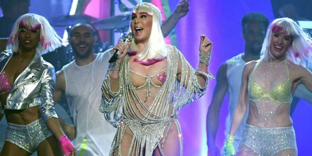 Cher Steals the Show at the 2017 Billboard Music Awards