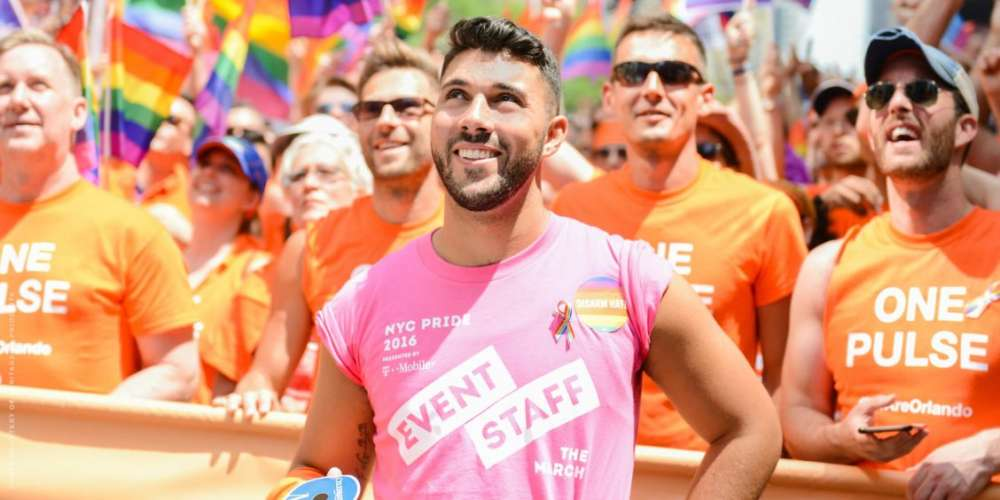 A Historic First: ABC Will Broadcast NYC's Pride March This June