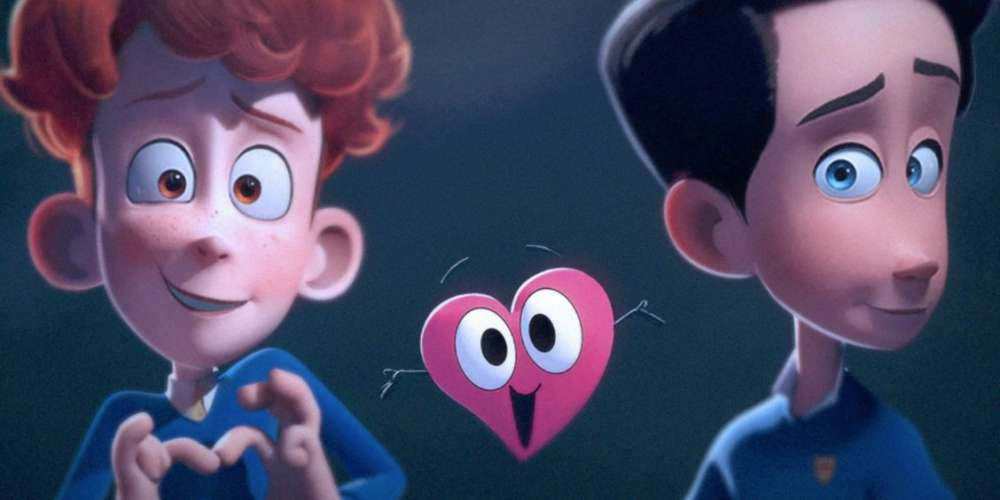 Two Boys Fall in Love in Touching Gay Animated Short Film