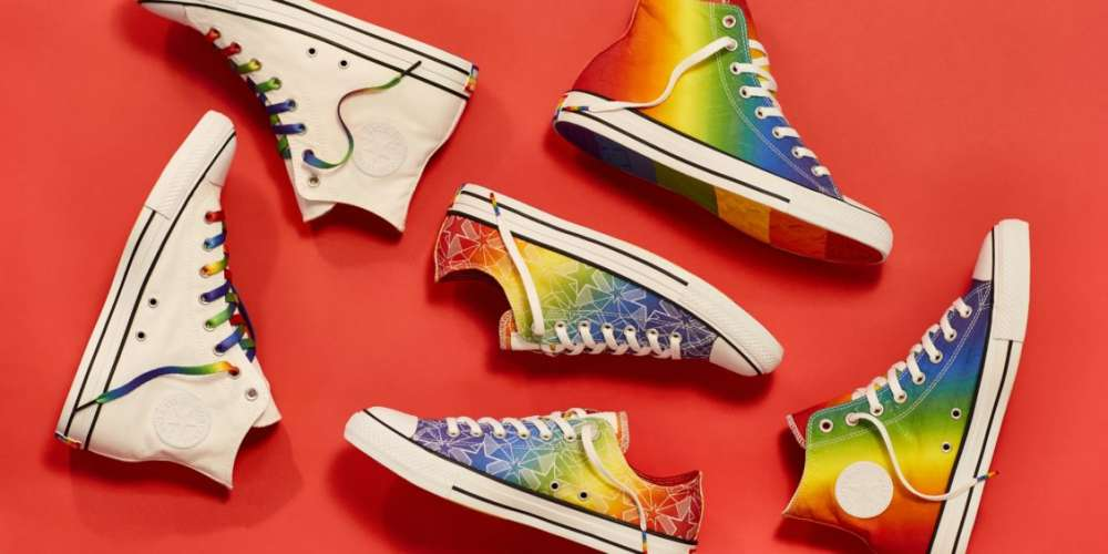 Converse Just Unveiled Its 2017 Pride Collection