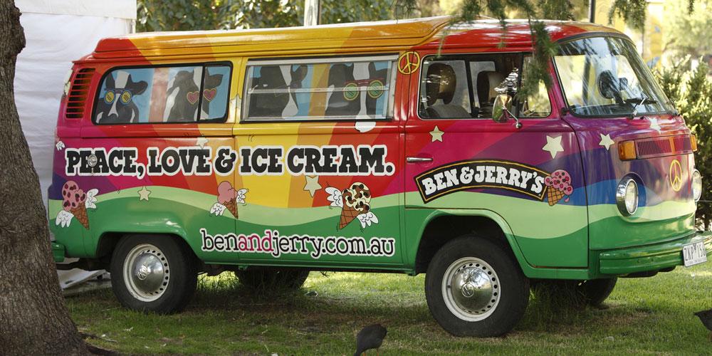 Ben & Jerry's lance une campagne pour l'égalité des droits en Australie