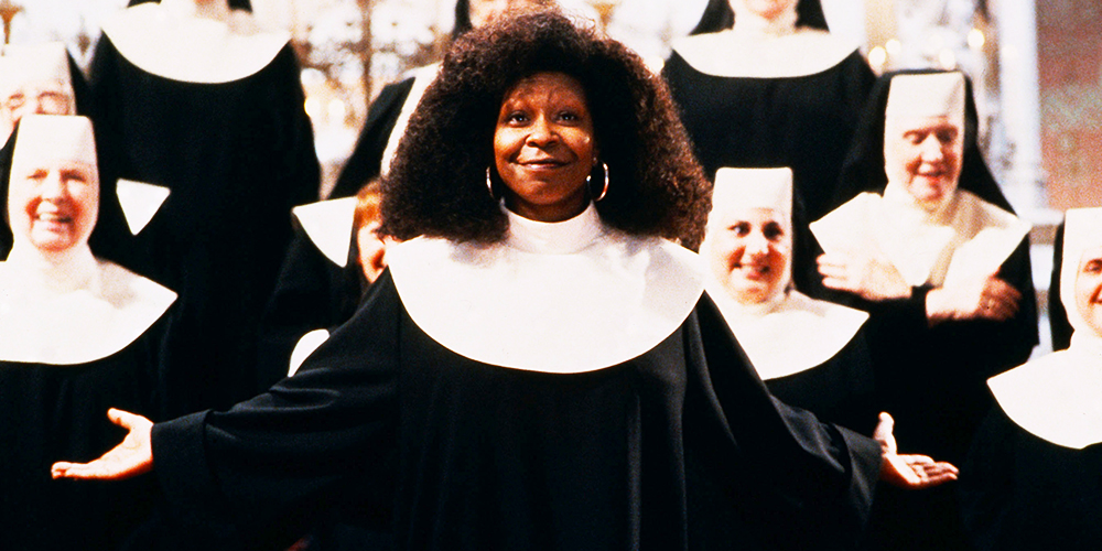 Finding the Gay in 'Sister Act' Almost 30 Years Later