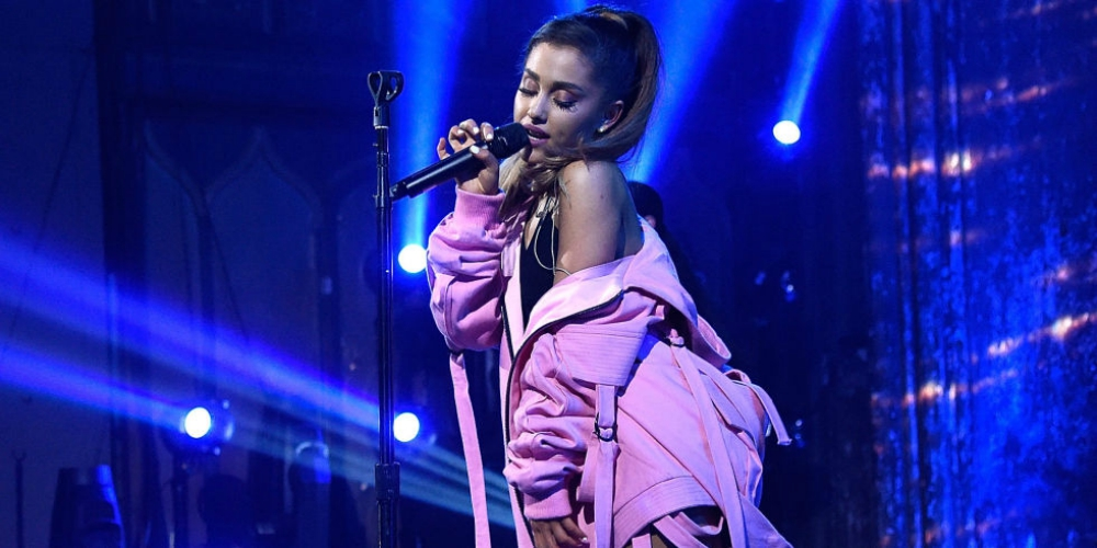 Ariana Grande Announces Benefit Concert in Manchester