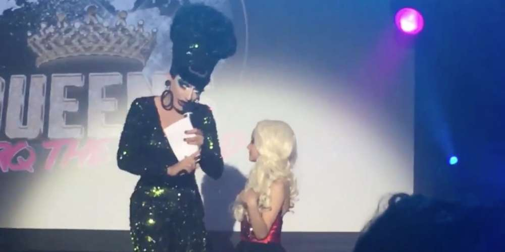 Watch This Little Boy in Drag Read Bianca Del Rio to Filth