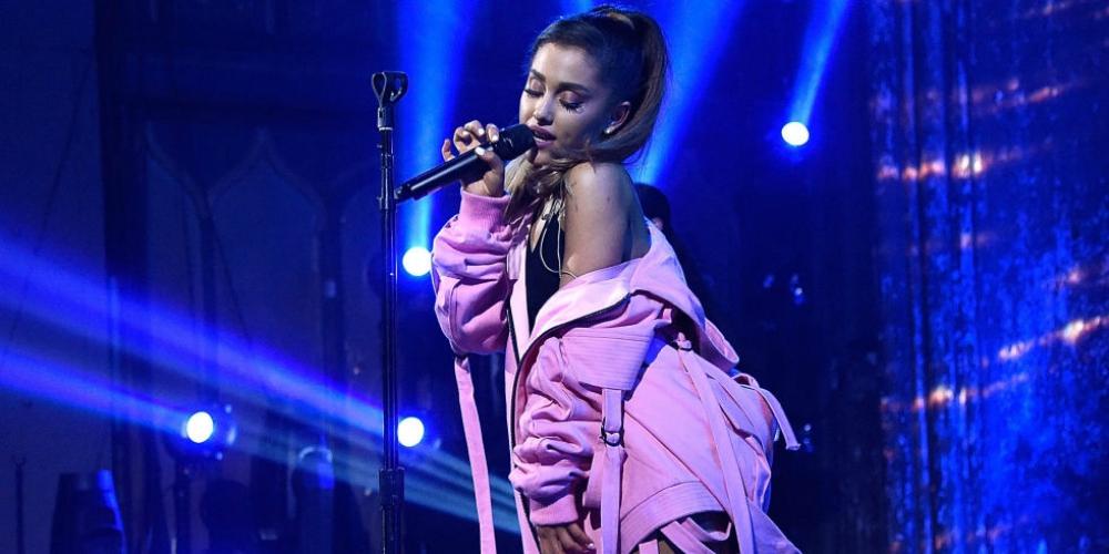 Ariana Grande à Manchester le 4 juin pour un concert en hommage aux victimes